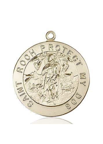 St. Roch Medal - 81823 Saint Medal