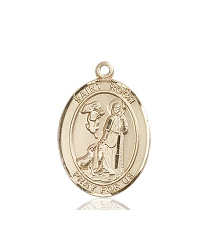 St. Roch Medal - 84073 Saint Medal