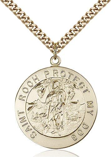 St. Roch Medal - 81822 Saint Medal