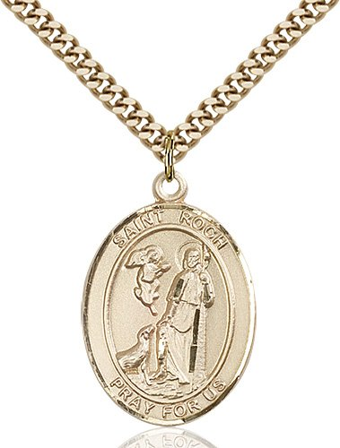 St. Roch Medal - 82700 Saint Medal