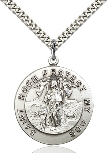St. Roch Medal - 81824 Saint Medal