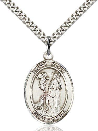 St. Roch Medal - 82702 Saint Medal