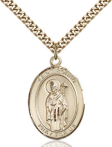 St. Ronan Medal - 82715 Saint Medal