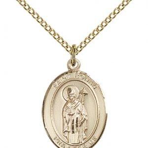 St. Ronan Medal - 84087 Saint Medal