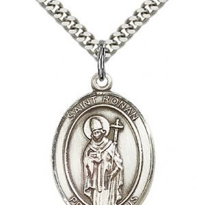 St. Ronan Medal - 82717 Saint Medal