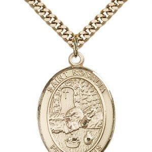 St. Rosalia Medal - 82697 Saint Medal
