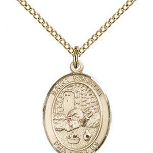 St. Rosalia Medal - 84069 Saint Medal