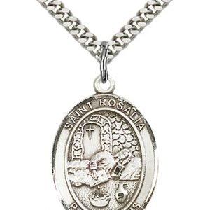 St. Rosalia Medal - 82699 Saint Medal