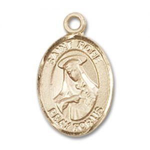 St. Rose of Lima Charm - 84736