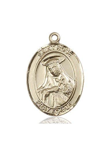 St. Rose of Lima Medal - 82179 Saint Medal