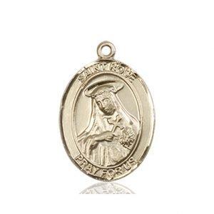 St. Rose of Lima Medal - 83545 Saint Medal