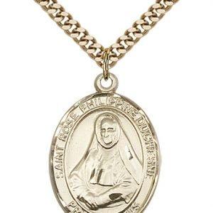 St. Rose Philippine Medal - 82865 Saint Medal