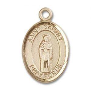 St. Samuel Charm - 85137 Saint Medal