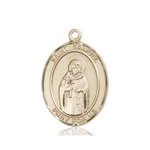 St. Samuel Medal - 83950 Saint Medal