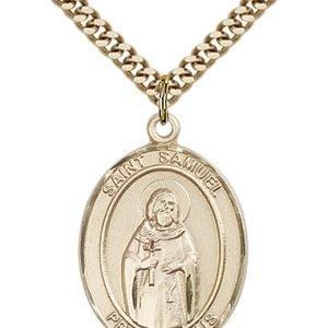 St. Samuel Medal - 82577 Saint Medal