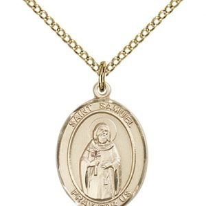 St. Samuel Medal - 83949 Saint Medal