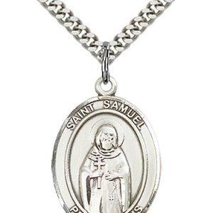 St. Samuel Medal - 82579 Saint Medal