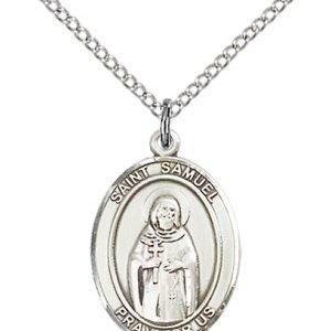 St. Samuel Medal - 83951 Saint Medal