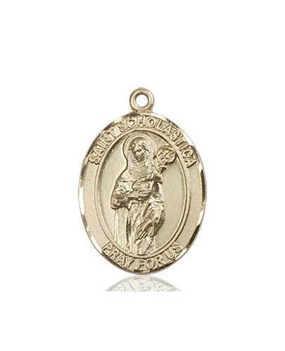 St. Scholastica Medal - 83554 Saint Medal