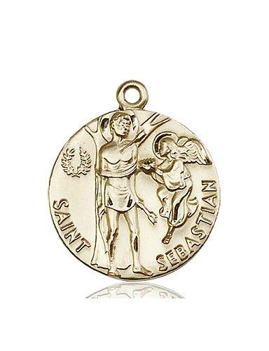 St. Sebastian Medal - 81811 Saint Medal