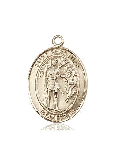 St. Sebastian Medal - 82191 Saint Medal