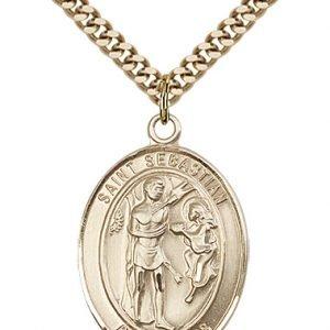 St. Sebastian Medal - 82190 Saint Medal