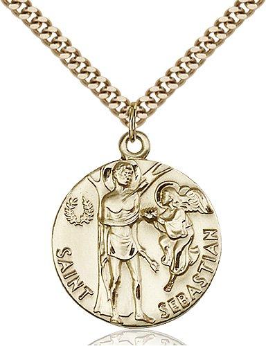 St. Sebastian Medal - 19156 Saint Medal