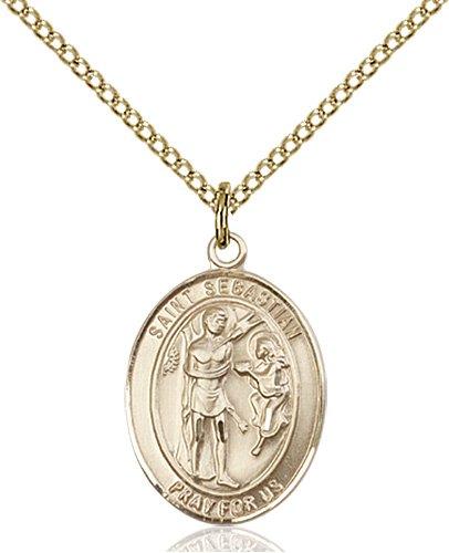 St. Sebastian Medal - 85619 Saint Medal