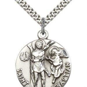 St. Sebastian Medal - 19006 Saint Medal