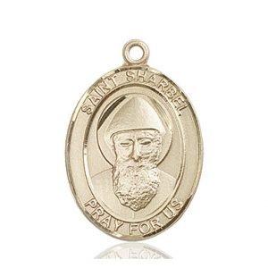 St. Sharbel Medal - 82605 Saint Medal