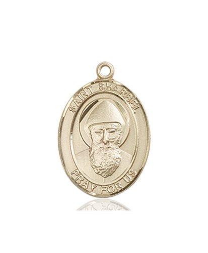 St. Sharbel Medal - 83977 Saint Medal