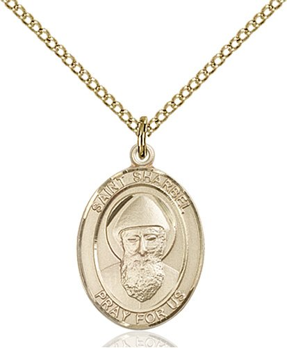 St. Sharbel Medal - 83976 Saint Medal