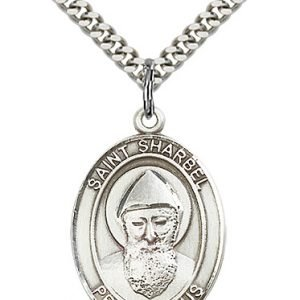 St Sharbel Medals