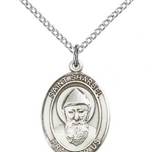 St. Sharbel Medal - 83978 Saint Medal