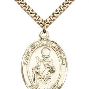 St. Simon Medal - 82877 Saint Medal