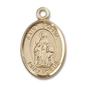 St. Sophia Charm - 84837 Saint Medal