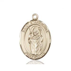 St. Stanislaus Medal - 83617 Saint Medal