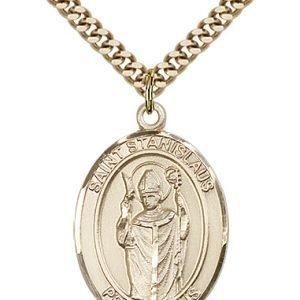 St. Stanislaus Medal - 82250 Saint Medal