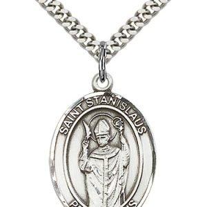 St. Stanislaus Medal - 82252 Saint Medal