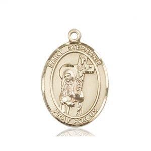 St. Stephanie Medal - 83890 Saint Medal