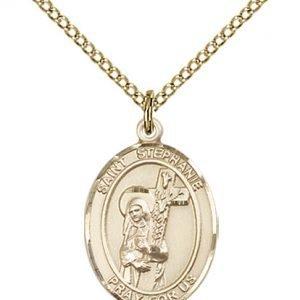 St. Stephanie Medal - 83889 Saint Medal