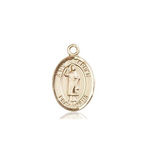 St. Stephen the Martyr Charm - 84758 Saint Medal