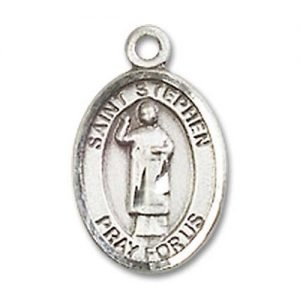 St. Stephen the Martyr Charm - 84759 Saint Medal
