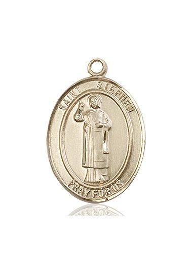 St. Stephen the Martyr Medal - 82200 Saint Medal