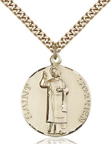 St. Stephen Medal - 81673 Saint Medal