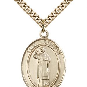 St. Stephen the Martyr Medal - 82199 Saint Medal