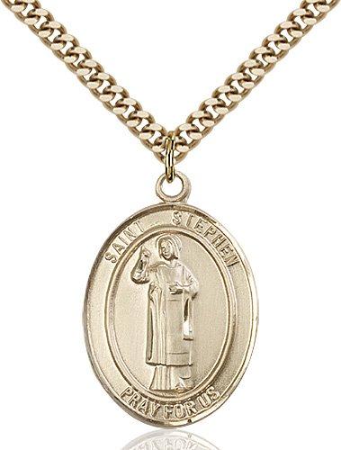St. Stephen the Martyr Medal - 82199 Saint Medal