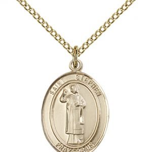 St. Stephen the Martyr Medal - 83565 Saint Medal