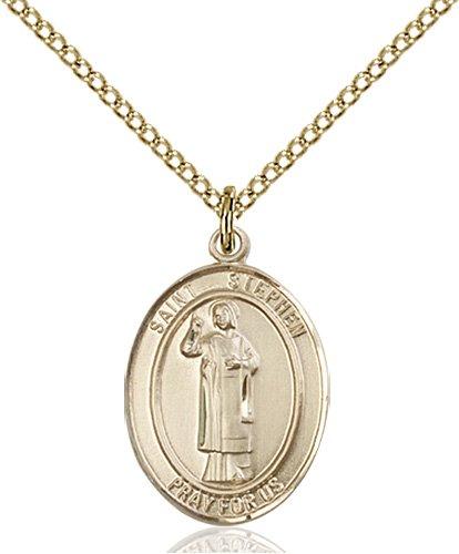 St. Stephen the Martyr Medal - 83565 Saint Medal