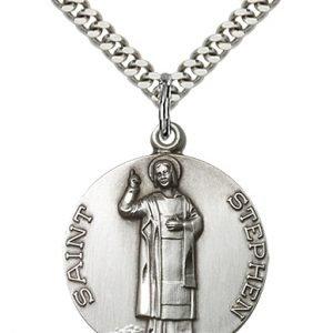 St. Stephen Medal - 81675 Saint Medal